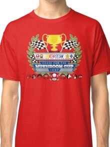 Chase for the Mushroom Cup Classic T-Shirt