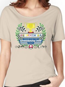 Chase for the Mushroom Cup Women's Relaxed Fit T-Shirt