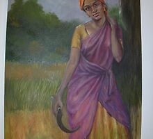 village girl by pugazhraj