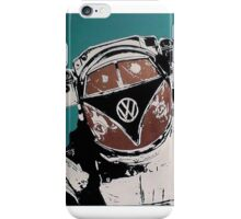 VW space man iPhone Case/Skin