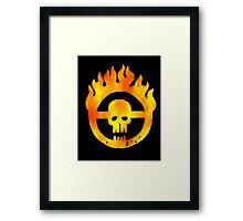 Road of Fury Framed Print