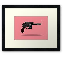 Blaster - Ray Gun Collection Framed Print