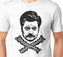 Jolly Swanson Unisex T-Shirt