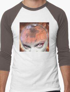 mars spirit Men's Baseball ¾ T-Shirt