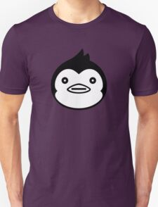 Mawaru Penguindrum - B/W Penguin Unisex T-Shirt