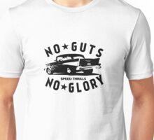 hot rod chevy drag racer Chevrolet car motoring cool retro   Unisex T-Shirt