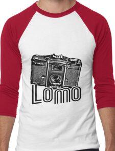 Lomo LCA - Lomo Men's Baseball ¾ T-Shirt