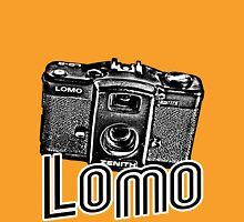 Lomo LCA - Lomo Unisex T-Shirt