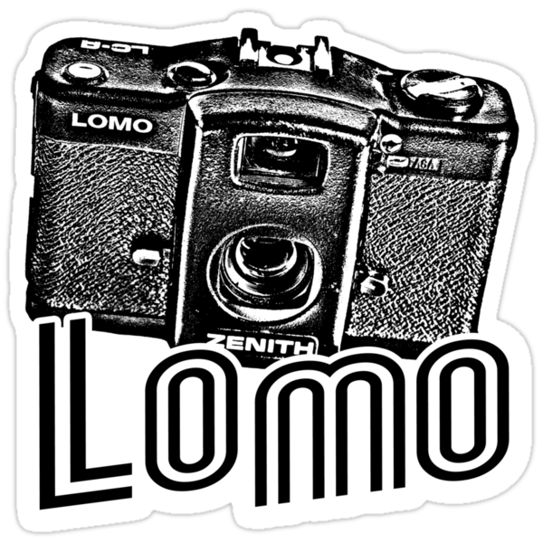 Lomo LCA - Lomo by Neil Bedwell