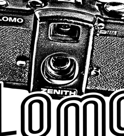 Lomo LCA - Lomo Sticker