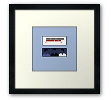And if you need an explanation Framed Print