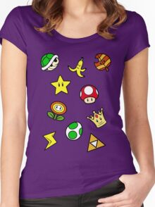 Cup Collection Women's Fitted Scoop T-Shirt