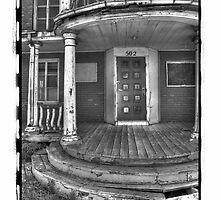 Old house by Jean-François Dupuis