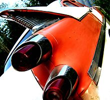 Tail Lights by Dawn Palmerley