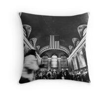 It Ain't No Hus-A-Bus Without U.S! Throw Pillow