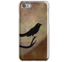 Singing bird ... iPhone Case/Skin
