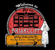 Welcome To Briarcliff by drtees