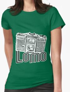 LOMO LC-A   Womens Fitted T-Shirt