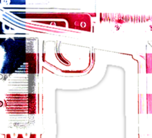 Uzimerica 2 Sticker