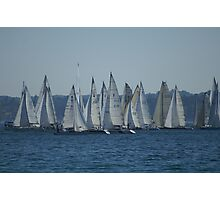 Bol d'or 2009 Photographic Print