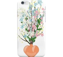 Spring Flowers in a Vase iPhone Case/Skin