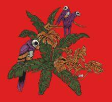 Tropical Horror Print 1 by ZugArt