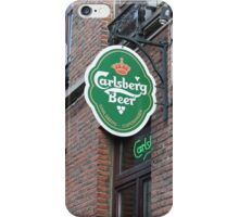 Calsberg Beer iPhone Case/Skin
