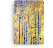 Blue Gums Canvas Print