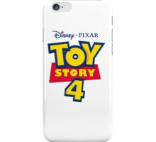 Toy Story 4 iPhone Case/Skin