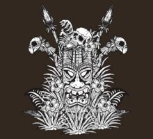 Tropical Horror Print 2 T-Shirt