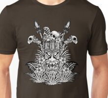 Tropical Horror Print 2 Unisex T-Shirt
