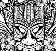 Tropical Horror Print 2 Sticker