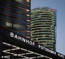 Potsdamer Platz 2, Berlin by Christopher Bobyn