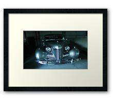 The Cadillac 1 Framed Print