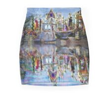 The Happiest Place on Earth Pencil Skirt