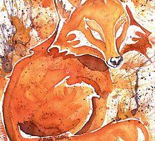 Spirit of the Fox by DReneeWilson