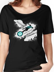 extreme snow Women's Relaxed Fit T-Shirt