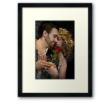 Early Valentine Framed Print