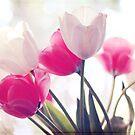 Vintage chic florals by SylviaCook