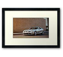 Mercedes-Benz SLR Framed Print