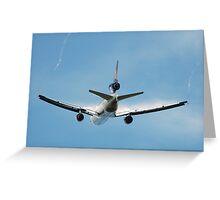 McDonald Douglas MD-11 Greeting Card