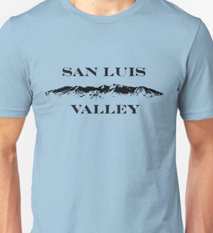 San Luis Valley Unisex T-Shirt