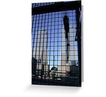 Ground Zero Greeting Card