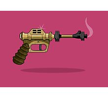 Buck Rogers - Ray Gun Collection Photographic Print