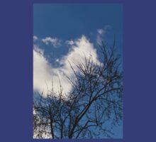 Tree, Sky and Cloud T-Shirt
