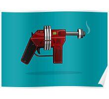 Dan Dare - Ray Gun Collection Poster