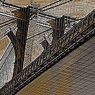 brooklyn bridge by bron stadheim