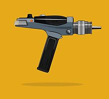 Phaser - Ray Gun Collection by David Wildish