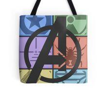 Team Avengers Assemble - Rectangular Design Tote Bag