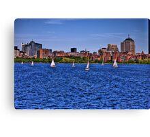 Boston, MA Canvas Print